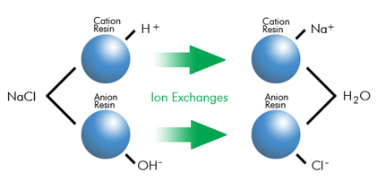 ion-exchange