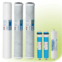 Commercial RO Filters
