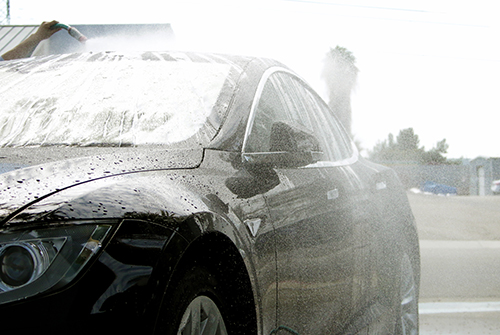 How To Remove Water Spots From Car Windows >> APEC Spot-Free Car Wash Water Filter System CWS-300