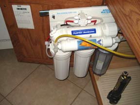 Customer reviews and evaluations of our reverse osmosis