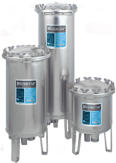 Harmsco Water Better Single Cartridge Filter Housings