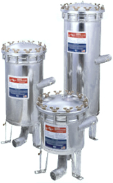 Harmsco Single Cartridge Filter Housings