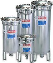 Harmsco Multiple Cartridge Filter Housings