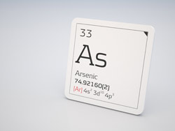 Arsenic Chemical Property