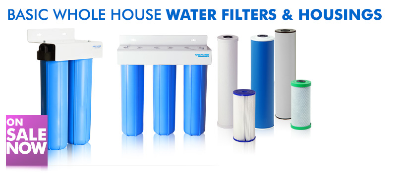 Big Blue Whole House System