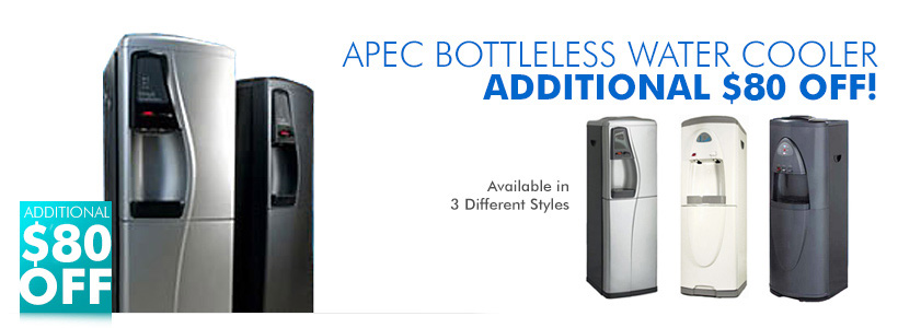 APEC Bottless Water Cooler