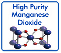 High Purity Manganese Dioxide