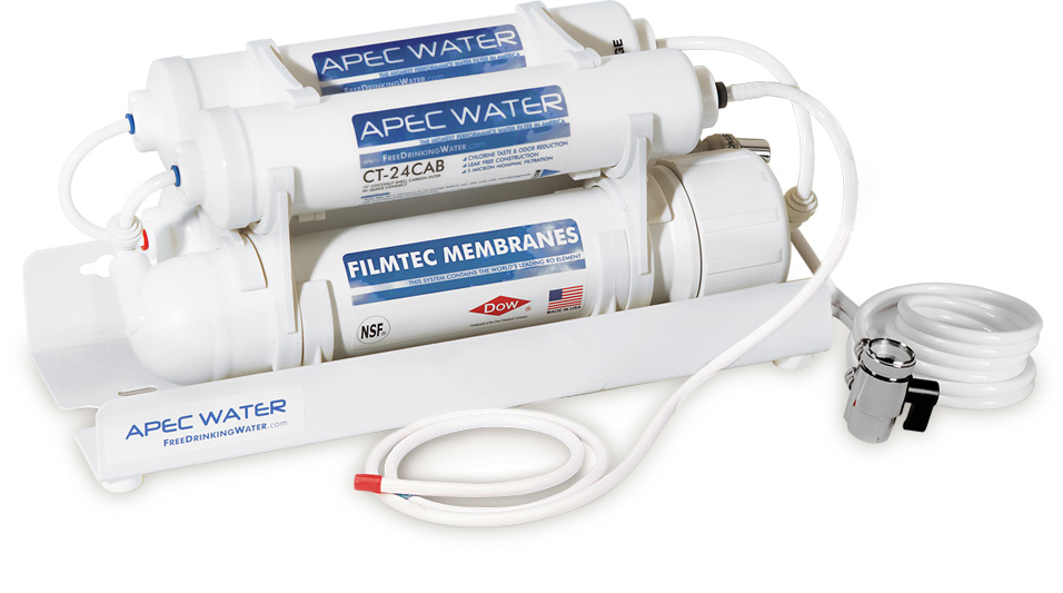 Apec Drinking Water Systems Review