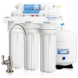 Click to see details of ULTIMATE & ESSENCE Reverse Osmosis Water Filter System !