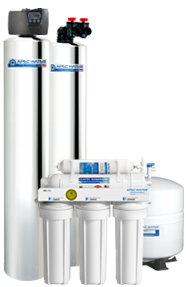 total solution water complete general whole house package - Whole House Water Filtration Systems
