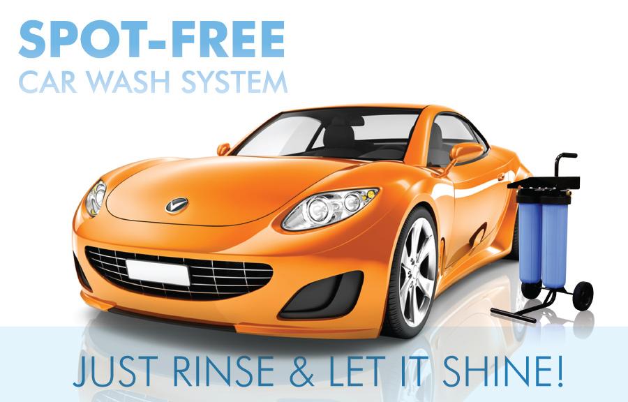 APEC Spot-Free Car Wash System