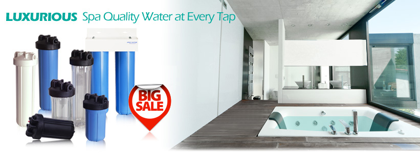 Big Blue Affordable House Whole Water Filter