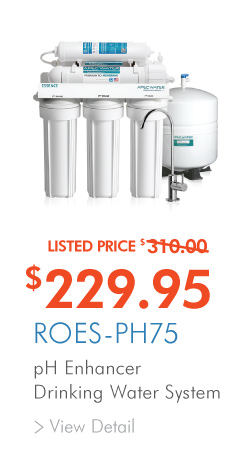 Promotions Amp Reverse Osmosis Drinking Water Filters On