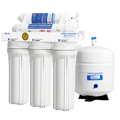Click to see details of Ultra Reverse Osmosis Water Filter System !