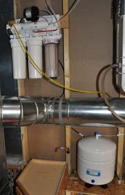 RO system install