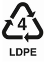 #4-LDPE(low-density polyethylene)