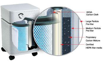 Air Filter Diagram