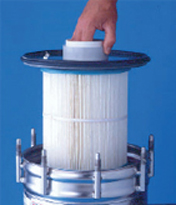 Harmsco Water Better Single Filter Housings 150 Gpm