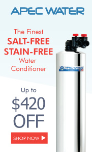 Comparison Guide for Water Filters & Water Softeners | APEC