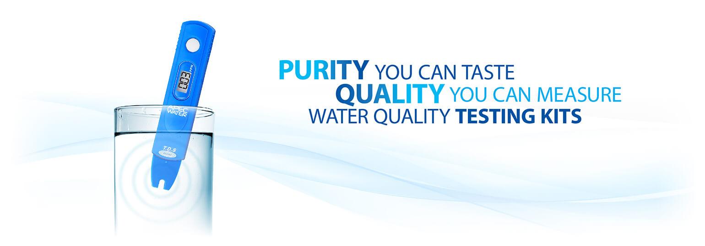 Water Quality Testing Kits