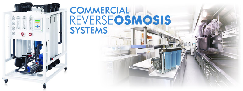 commercial reverse osmosis systems - Commercial Water Filtration System