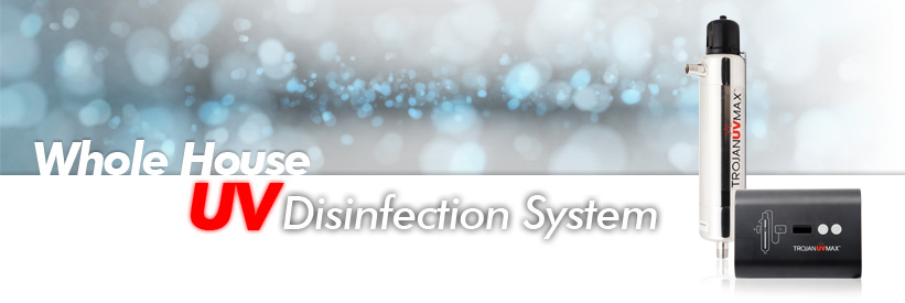 Whole House UV Disinfection System