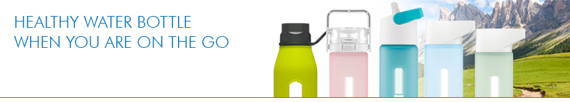 Premium BPA-Free Healthy Water Bottles