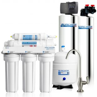 TOTAL SOLUTION 15 WHOLE HOUSE WATER PURIFICATION SYSTEM
