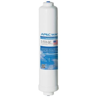 APEC  ULTIMATE Inline Carbon Post-filter 10""
