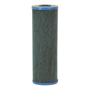 "Carbon Block Media Filter 10"", 0.5 Micron CFB-PB10 Series"