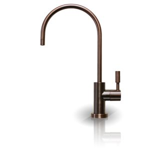 APEC Drinking Water Faucet with Non Air Gap For Reverse Osmosis Filter System in Antique Wine (FAUCET-CD-AW)