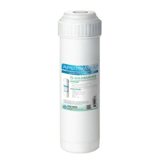 """Chloramine/Hydrogen Sulfide Reduction Water Filter 10"""""""