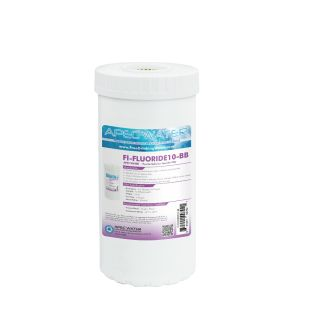 """Fluoride Reduction Specialty Filter 4.5"""" x 10"""""""