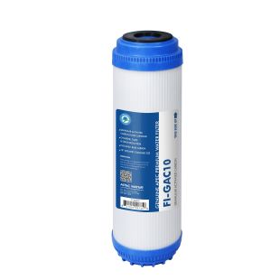 """APEC 10"""" GAC Replacement Filter For Under-sink Reverse Osmosis Water Filter System"""