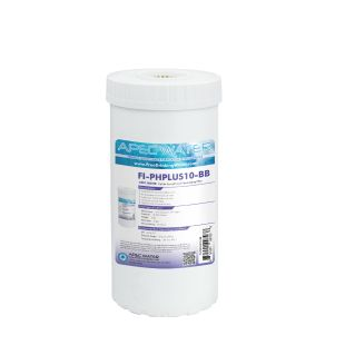 """Calcite Low pH Neutralizing Specialty Filter 4.5"""" x 10"""""""