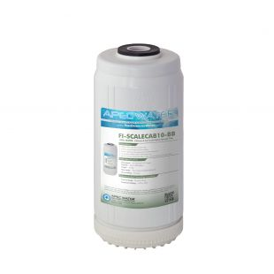 """Chlorine Removal & Anti-Scale Hybrid Specialty Filter 4.5""""x 10"""""""