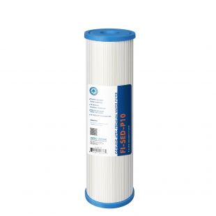 """APEC 10"""" Pleated Sediment Replacement Filter For Under-sink Reverse Osmosis Water Filter System"""