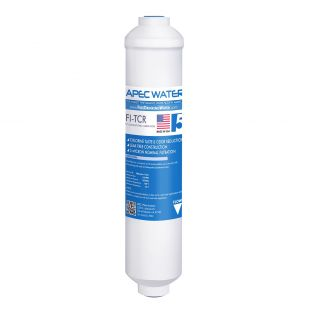 """Coconut Shell GAC Carbon Post Filter Cartridge 10"""""""