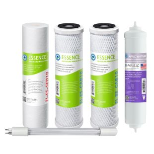 APEC Pre-filter Set for ESSENCE ROES-PHUV75 Reverse Osmosis Systems (Stages 1-3, 5 and 7)