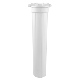 """20"""" White Housing with 3/8"""" Quick Connect Fitting"""