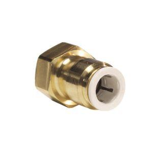 John Guest Brass Fittings Brass Flare Female Connector FFL Thread