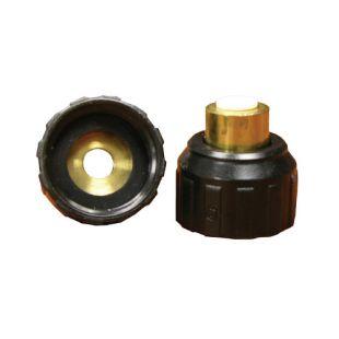 John Guest Brass Fittings Brass Polypropylene Female Connector BSPP Thread