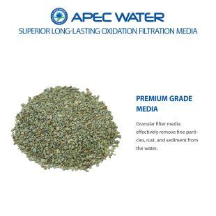 High Performance Granular Filter Media for fine sand, sediment & turbidity reduction 1 C.F.
