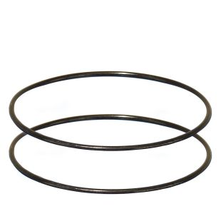 O-Ring Set for Big Blue & Clear Housing 20'' or 10'' with input 3/4'', 1'', 1.5'' (housing sold separately)(set of 2)