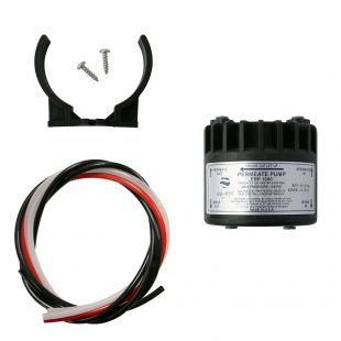 Non-Electric Permeate Pump Kit With Tubing, add on to Non-Pump R.O. System