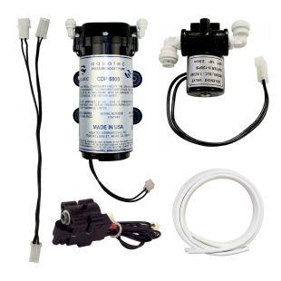 Aquatec High Flow Pressure Booster Pump Kit with transformer