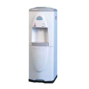 Economic Pure Water Cooler, 2 temp. Hot/Cold, with RO system, white color