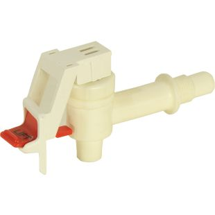 Hot water Spigot w/safety latch for PWC-1006