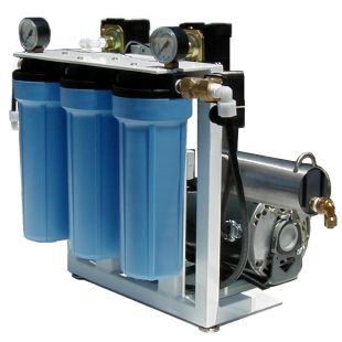 APEC Compact Commercial Reverse Osmosis Water Systems