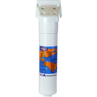 """Standard Capacity 5 Micron Block Polypropylene Sediment Water Filtration System With Quick Connect ( 10"""" x 2.5"""" )"""